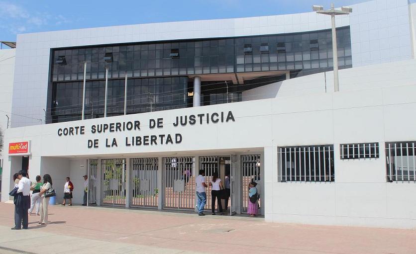 Poder Judicial del Perú ::.
